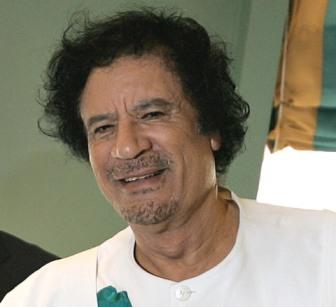 Muamer Gaddafi